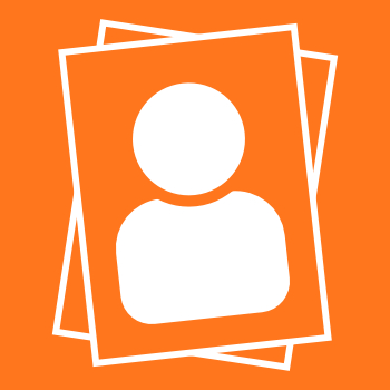Icon: Passbilder