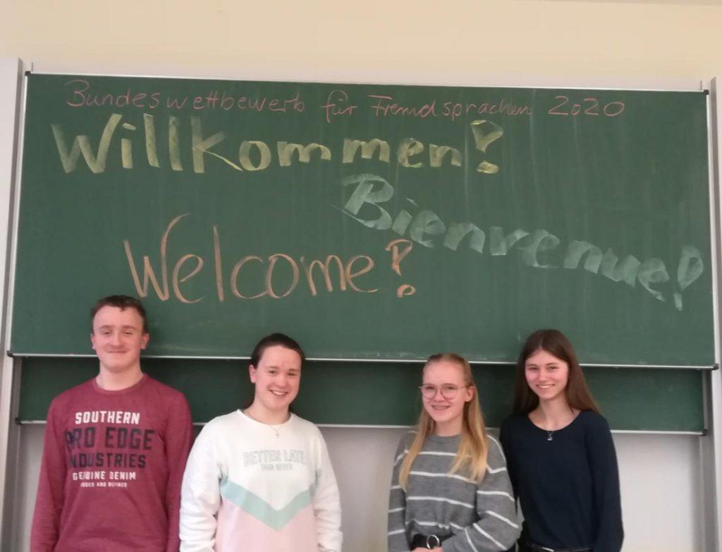 Bundeswettbewerb für Fremdsprachen 2020